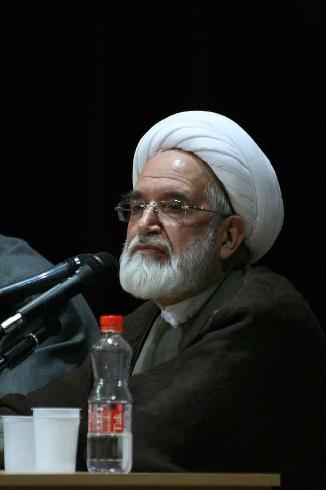 Mehdi Karroubi is listed (or ranked) 2 on the list Famous Lawyers from Iran