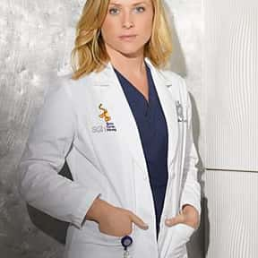 Arizona Robbins is listed (or ranked) 17 on the list Current TV Characters You Would Hire