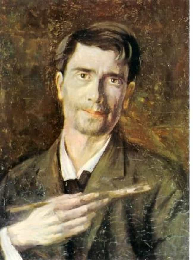 A Housepainter (Self-Portrait) is listed (or ranked) 3 on the list List of Famous Portrait Paintings