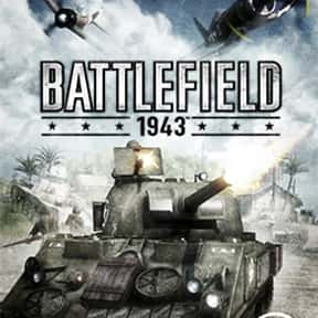 Battlefield 1943 is listed (or ranked) 20 on the list The Best Video Games Set In WW2