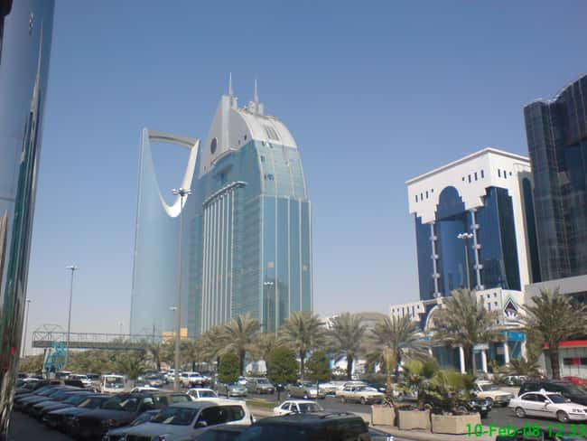 Burj Al Anoud is listed (or ranked) 5 on the list Saudi Arabia Architecture: Famous Landmarks and Buildings