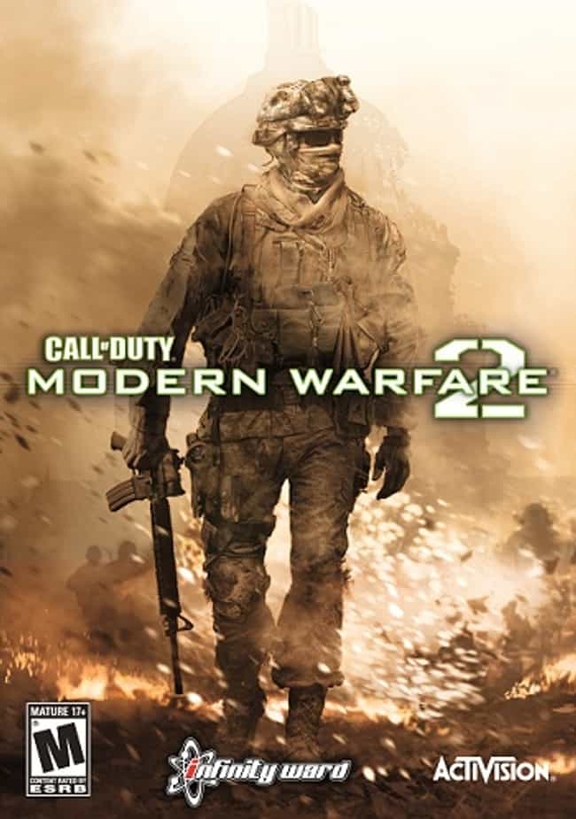 Call of Duty: Modern War... is listed (or ranked) 1 on the list Every 'Call of Duty' Game, Ranked Best to Worst