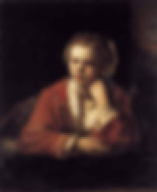 Girl at a Window is listed (or ranked) 3 on the list Famous Portraits by Rembrandt