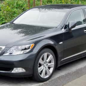 Lexus LS (XF40) is listed (or ranked) 16 on the list The Greenest Green Cars