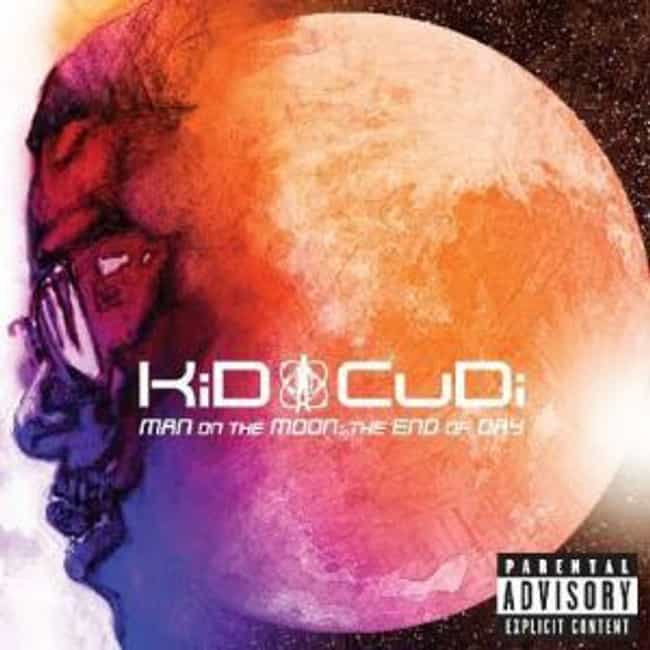 Man on the Moon: The End of Da... is listed (or ranked) 1 on the list The Best Kid Cudi Albums of All Time
