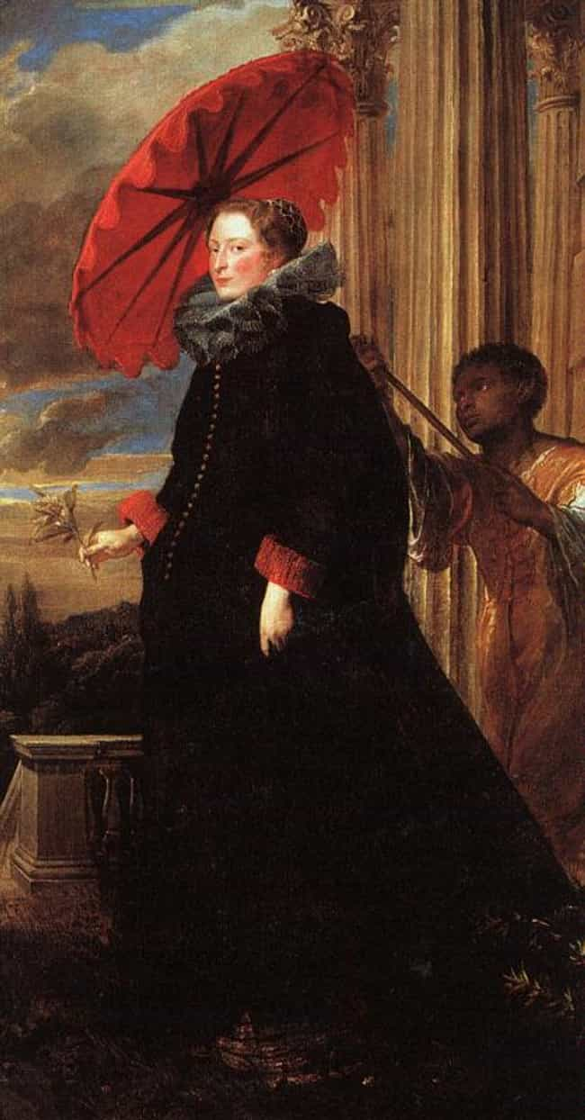 Marchesa Elena Grimaldi is listed (or ranked) 4 on the list Famous Anthony van Dyck Paintings