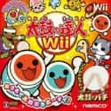 Taiko no Tatsujin Wii is listed (or ranked) 37 on the list The Best Namco Games List