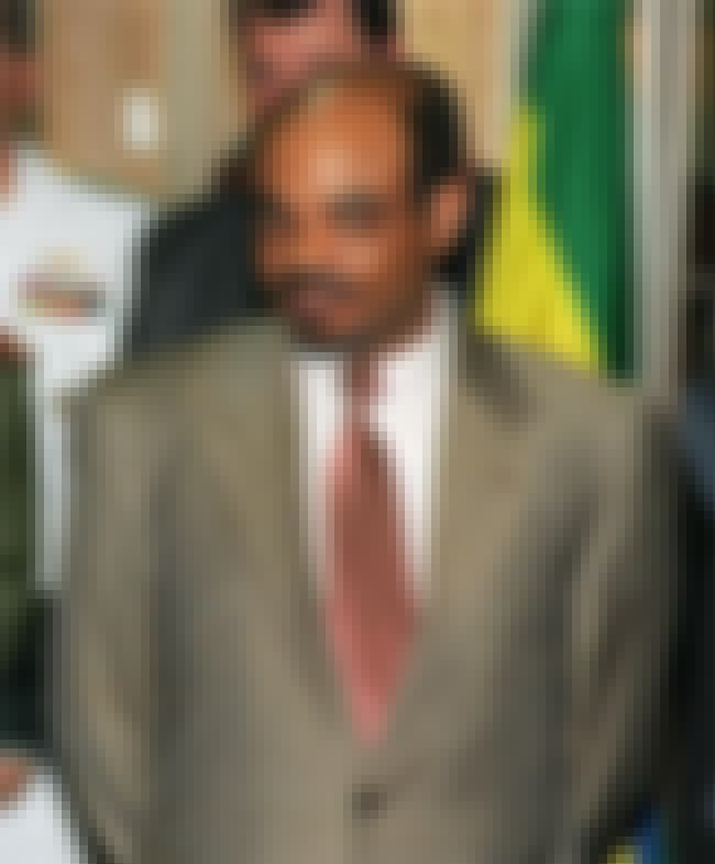 Meles Zenawi is listed (or ranked) 2 on the list Famous Addis Ababa University Alumni