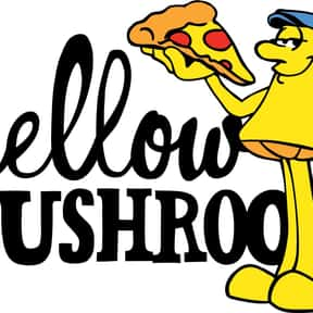 Mellow Mushroom is listed (or ranked) 3 on the list The Greatest Pizza Delivery Chains In The World