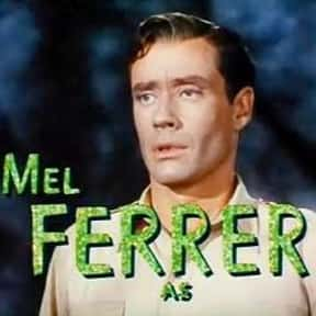 Mel Ferrer is listed (or ranked) 11 on the list Full Cast of The Longest Day Actors/Actresses