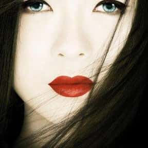 Memoirs of a Geisha is listed (or ranked) 22 on the list The Greatest Guilty Pleasure Drama Movies