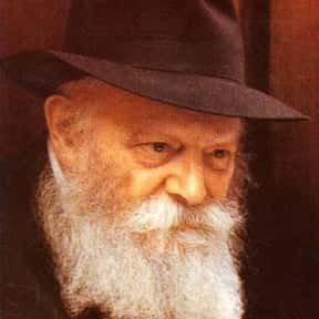 Menachem Mendel Schneerson is listed (or ranked) 13 on the list List of Famous Rabbis