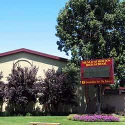 Menlo-Atherton High School