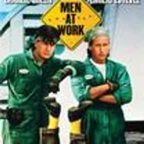 Men at Work is listed (or ranked) 16 on the list The Best Comedies About the Workplace