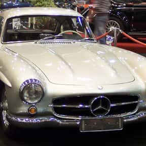 Mercedes-Benz 300SL is listed (or ranked) 17 on the list All James Bond Cars