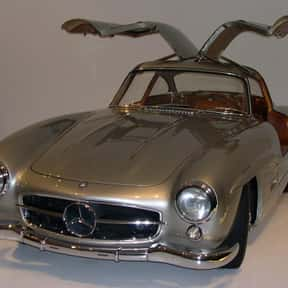 Mercedes-Benz 300SL is listed (or ranked) 21 on the list The Best 1960s Cars