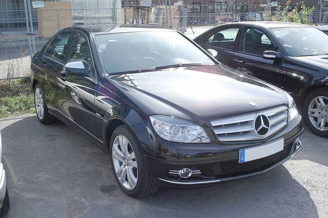 Mercedes Benz C Cl Is Listed Or Ranked 2 On The List
