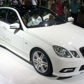 Mercedes-Benz E-Class is listed (or ranked) 15 on the list The Best Car Values