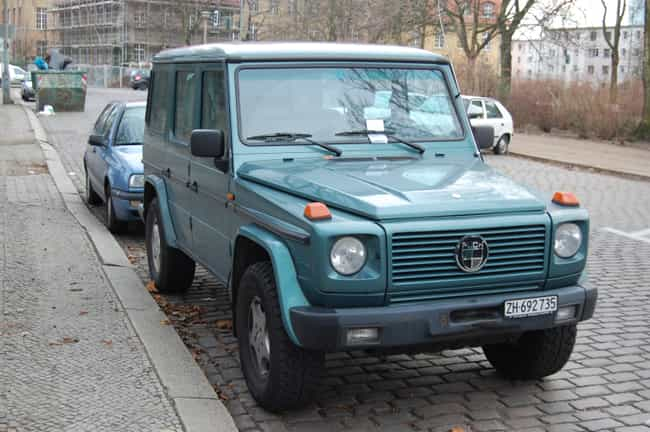 Mercedes-Benz G-Class is listed (or ranked) 2 on the list The Best Recreational Cars and SUVs