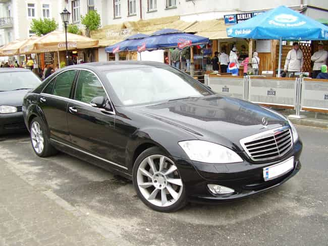 Mercedes-Benz S-Class is listed (or ranked) 2 on the list Cars With a Regal Look