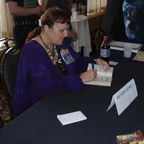 Mercedes Lackey is listed (or ranked) 12 on the list The Best Ever Female Sci-Fi Authors