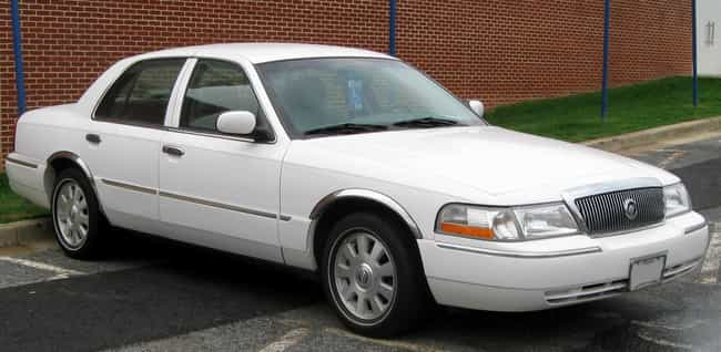 Mercury Grand Marquis is listed (or ranked) 6 on the list Full List of Mercury Models