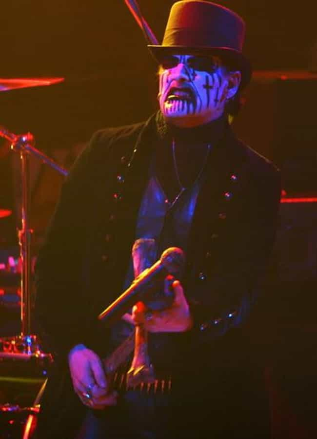 Mercyful Fate is listed (or ranked) 2 on the list Bands Whose Whole Thing Is Hell