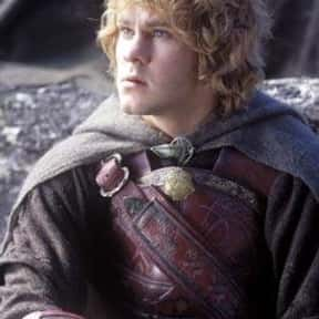 Meriadoc Brandybuck is listed (or ranked) 13 on the list List of The Lord Of The Rings Characters