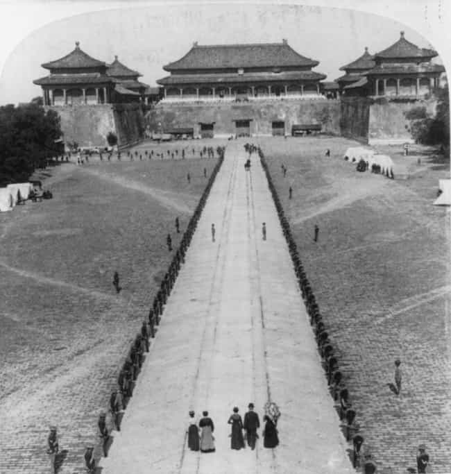 Meridian Gate is listed (or ranked) 4 on the list The Most Important Gates in History