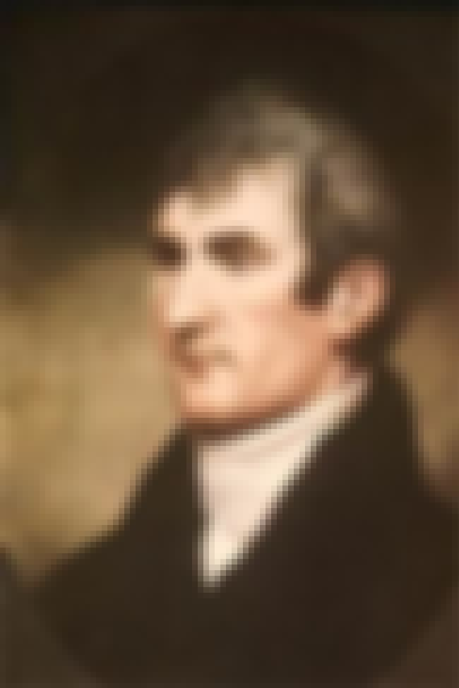 Meriwether Lewis is listed (or ranked) 1 on the list Politicians Who Committed Suicide