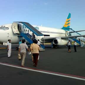 Merpati Nusantara Airlines is listed (or ranked) 8 on the list All Indonesian Airlines