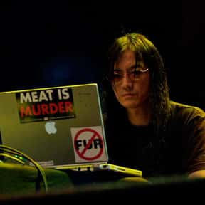 Merzbow is listed (or ranked) 17 on the list The Best Experimental Bands/Artists