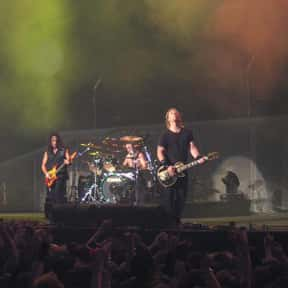 Metallica is listed (or ranked) 21 on the list The Best Rock Bands of All Time