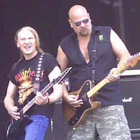 Metal Church is listed (or ranked) 17 on the list The Best Thrash Metal Bands