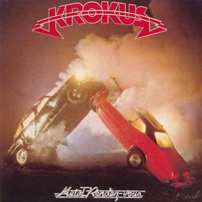 Metal Rendez-vous is listed (or ranked) 2 on the list The Best Krokus Albums of All Time
