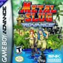 Metal Slug Advance is listed (or ranked) 35 on the list SNK Playmore Games List