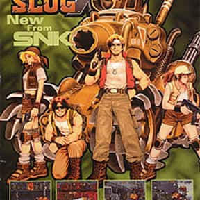 Metal Slug X is listed (or ranked) 2 on the list The Best Metal Slug Games of All Time, Ranked by Fans
