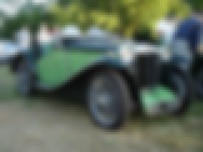 MG P-type Midget is listed (or ranked) 5 on the list Full List of MG Models