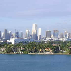 Miami is listed (or ranked) 11 on the list The Best U.S. Cities for Vacations