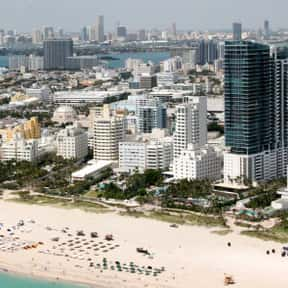Miami Beach is listed (or ranked) 18 on the list The Most Gay-Friendly Cities in America