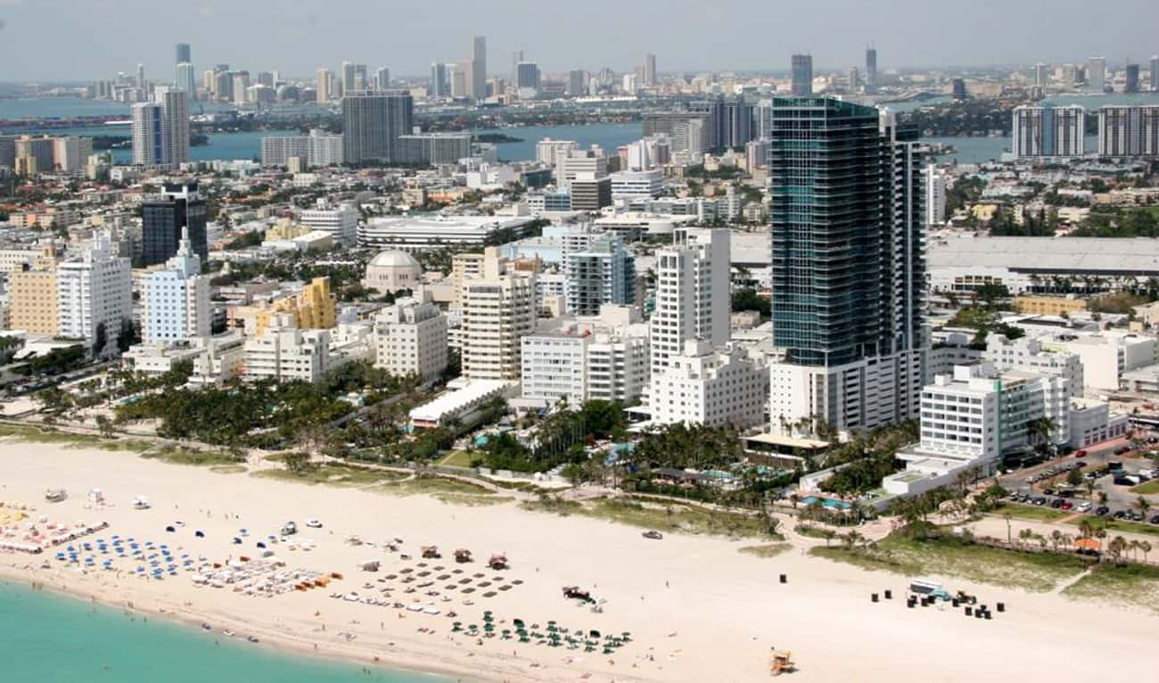 Miami Beach is listed (or ranked) 4 on the list The Best Beach Cities in the World