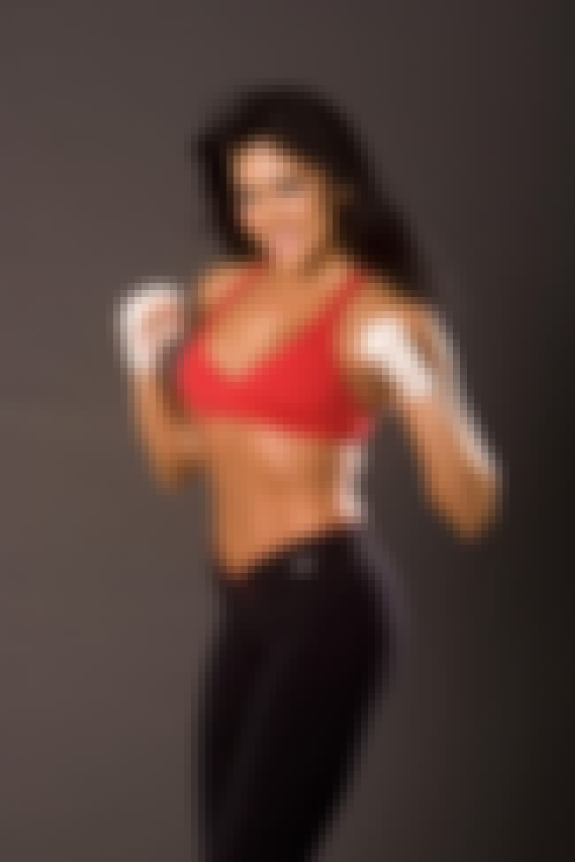Mia St. John is listed (or ranked) 3 on the list Famous Female Professional Boxers