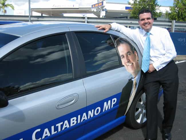 Michael Caltabiano is listed (or ranked) 3 on the list Famous James Cook University Alumni