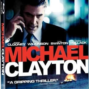 Michael Clayton is listed (or ranked) 23 on the list The Best Movies of 2007