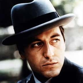 Michael Corleone is listed (or ranked) 3 on the list The Greatest Mobsters & Gangster of Film and TV