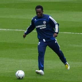 Michael Essien is listed (or ranked) 10 on the list The Best Chelsea Players Of All Time