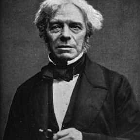 Michael Faraday is listed (or ranked) 19 on the list The Greatest Minds of All Time