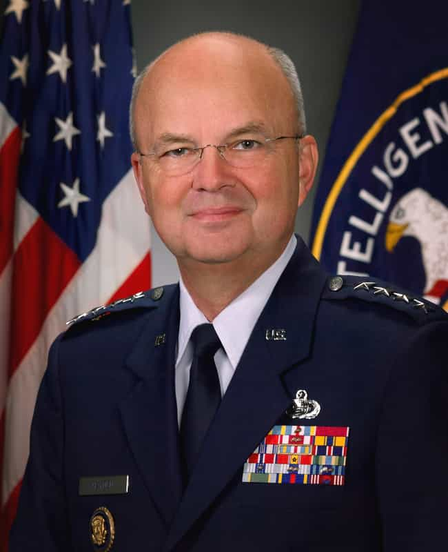 Michael Hayden is listed (or ranked) 3 on the list Famous North Catholic High School Alumni