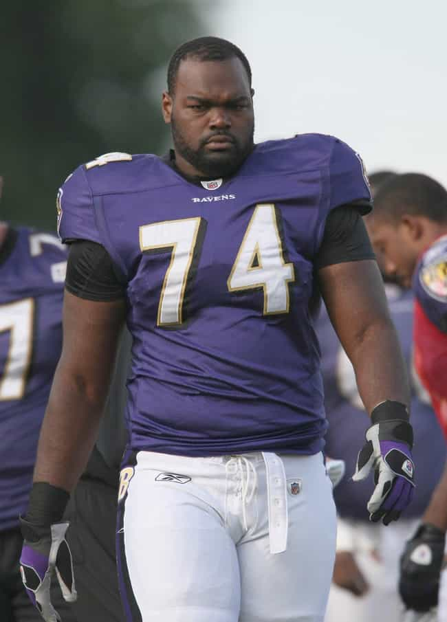 Michael Oher is listed (or ranked) 2 on the list Successful Athletes Who Used to Be Homeless