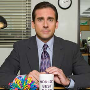 Michael Scott is listed (or ranked) 1 on the list The Greatest TV Character Losses of All Time